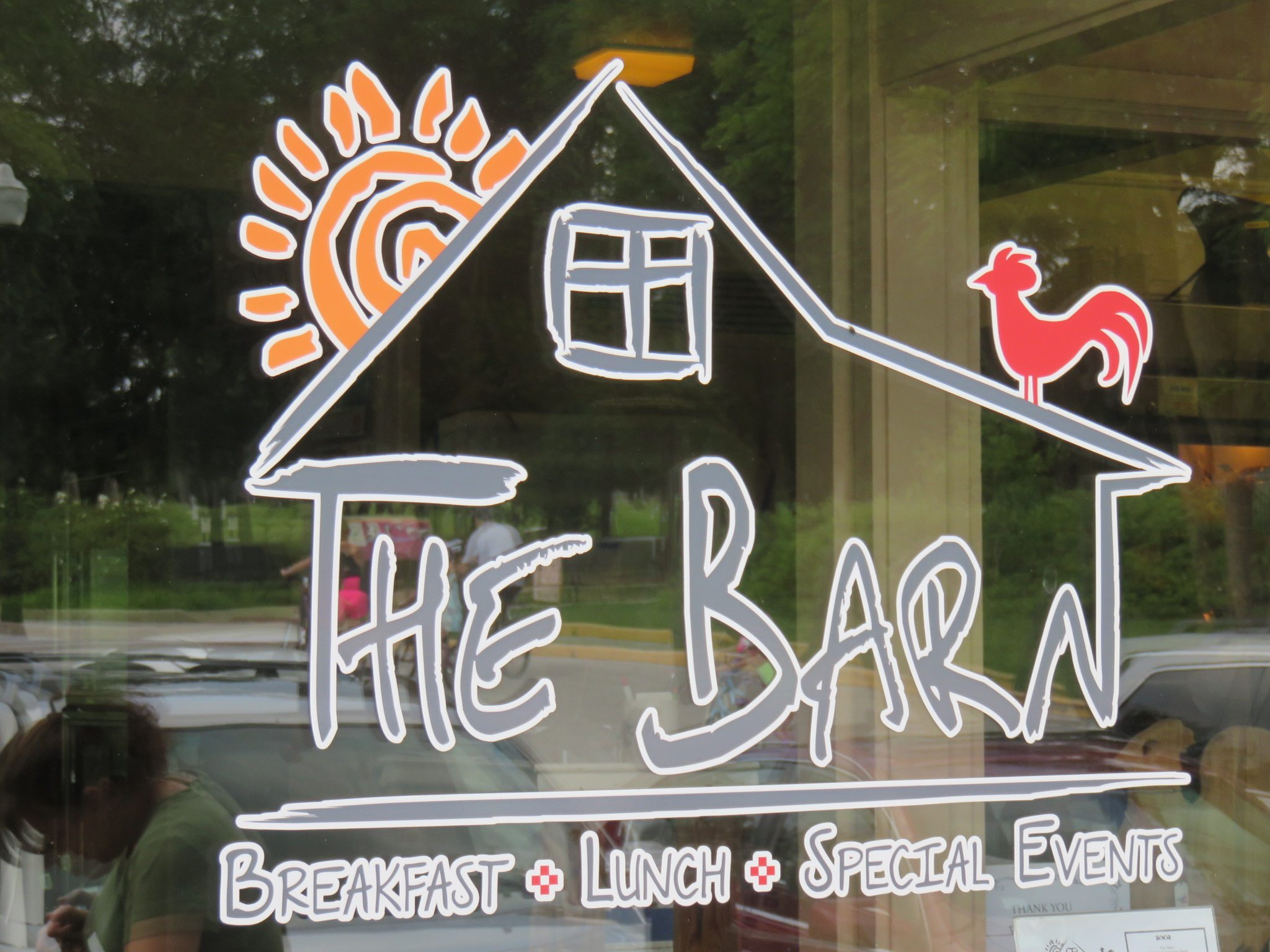 Exploring St. Louis One Meal at a Time: The Barn