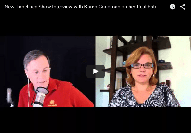 Video Interviews of Karen Goodman About Real Estate Marketing and Her Career Journey