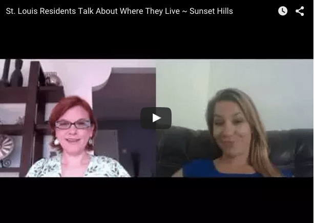 ACH TV: St. Louis Residents Talk About Where They Live ~ Sunset Hills, MO | Arch City Homes