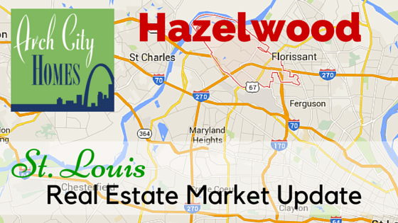 St. Louis Real Estate Market Update: Hazelwood, MO