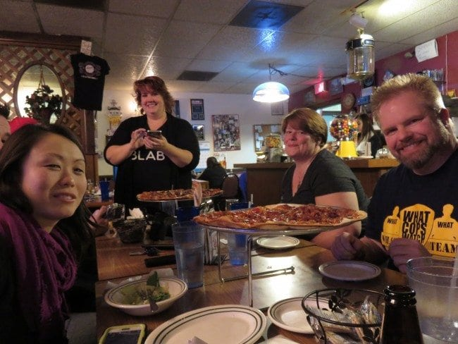 Exploring St. Louis One Meal at a Time: Serra's Pizzeria (Maryland Heights)   Arch City Homes