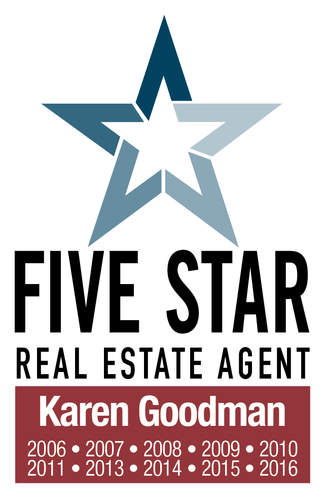 Karen Goodman - St. Louis FIVE STAR Real Estate Agent winner