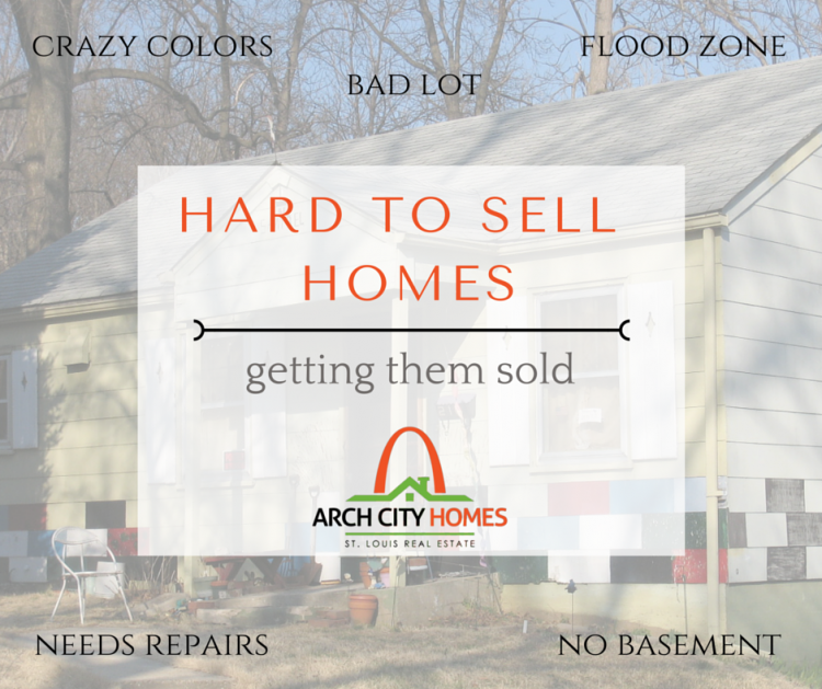 Hard to Sell Homes: Getting Them SOLD | Arch City Homes