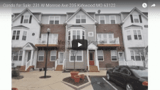 Townhouse for Sale: 231 W Monroe Ave #205, Kirkwood MO 63122 | Arch City Homes
