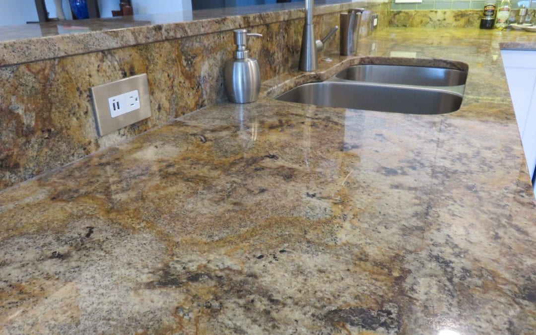 Guide to Installing Custom Granite Counters in St. Louis