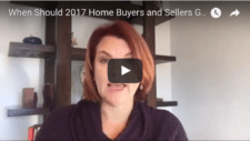 When Home Buyers and Sellers Should Get Started for the Spring Real Estate Market [VIDEO TIP] | Arch City Homes