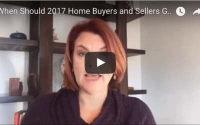 When Home Buyers and Sellers Should Get Started for the Spring Real Estate Market [VIDEO TIP]