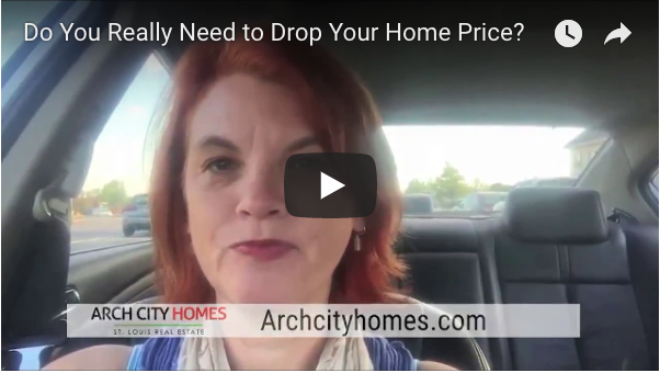 VIDEO TIP: Do You Really Need to Drop Your Home Price?