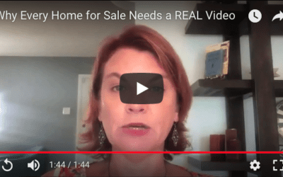 VIDEO TIP: Why Every Home for Sale Needs a REAL Video