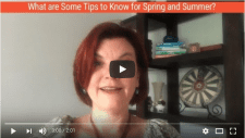VIDEO TIP: 3 Important Spring - Early Summer Homeowner Tips | Arch City Homes