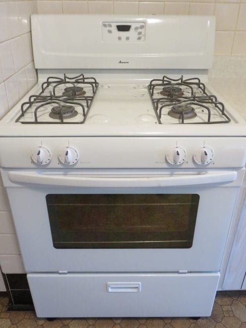 Appliance disposal | Arch City Homes