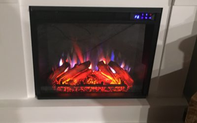 Warm Up your Home with an Electric Fireplace